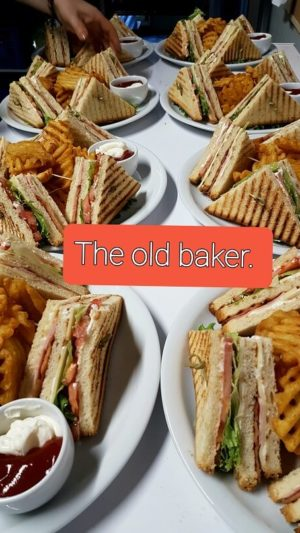 CATERING-THE OLD BAKER 5
